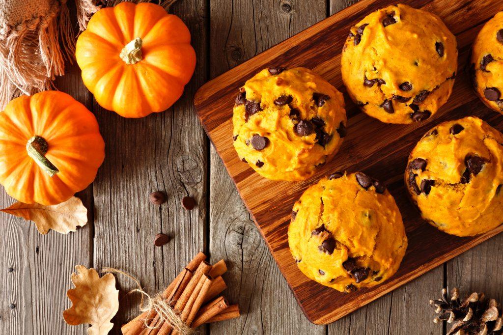 Kürbis Muffins Rezept