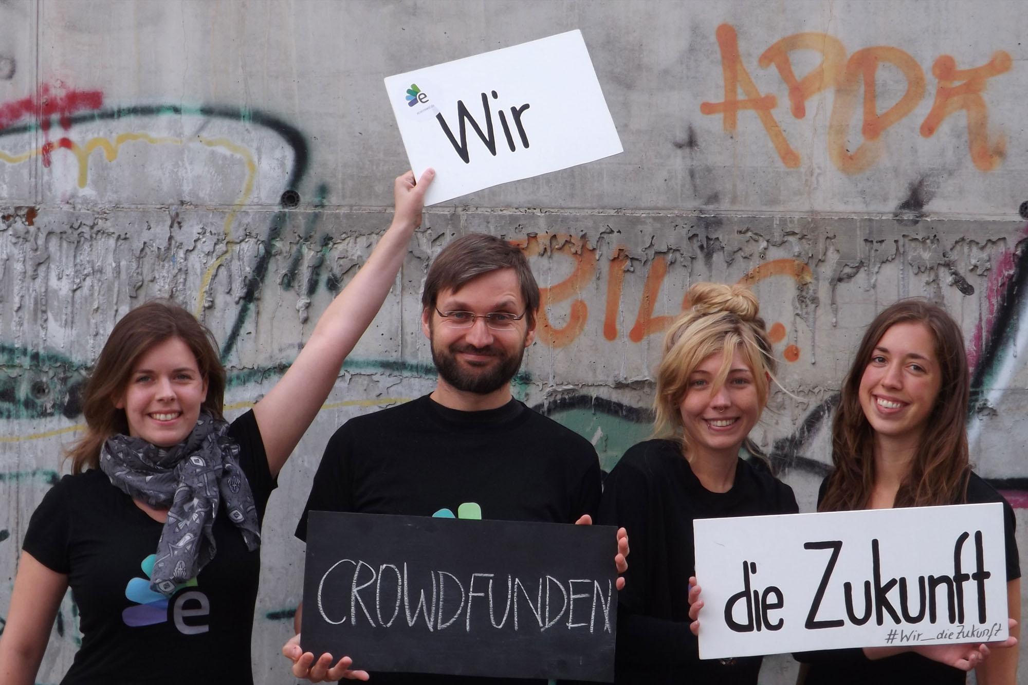 ecocrowd nachhaltiges crowdfunding