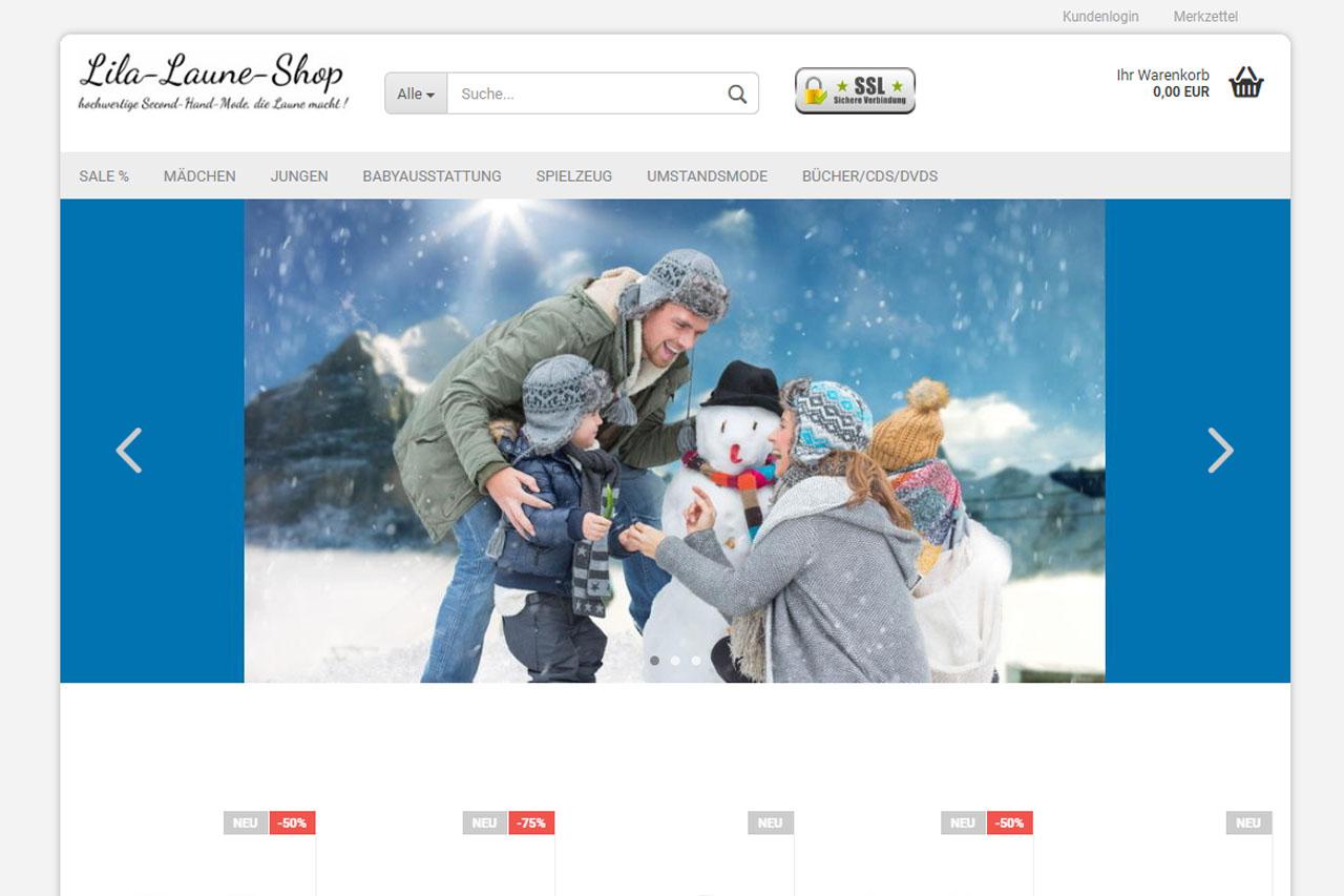 Lila-Laune-Shop - Kinderkleidung online kaufen