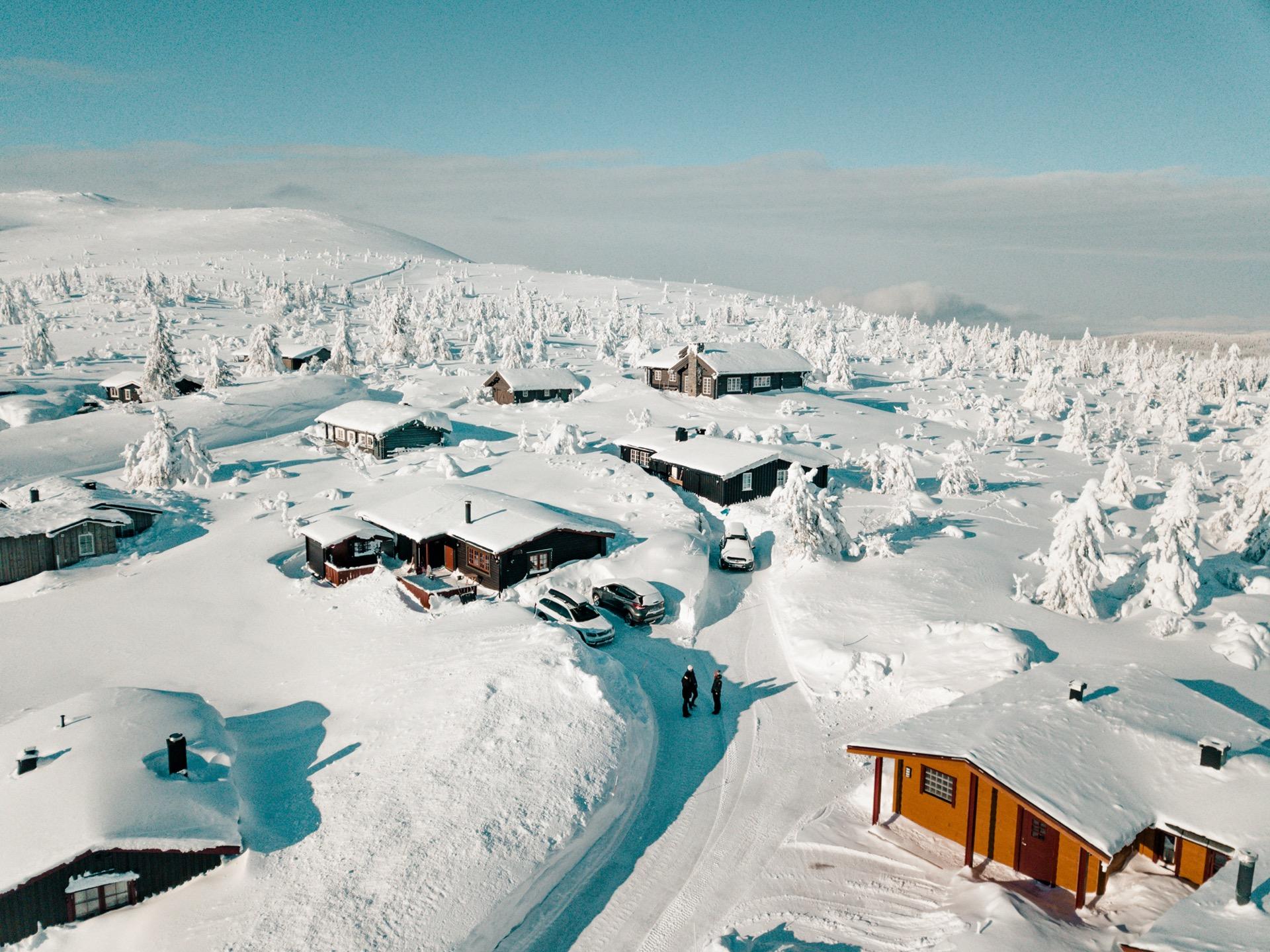 Skiurlaub in trysil