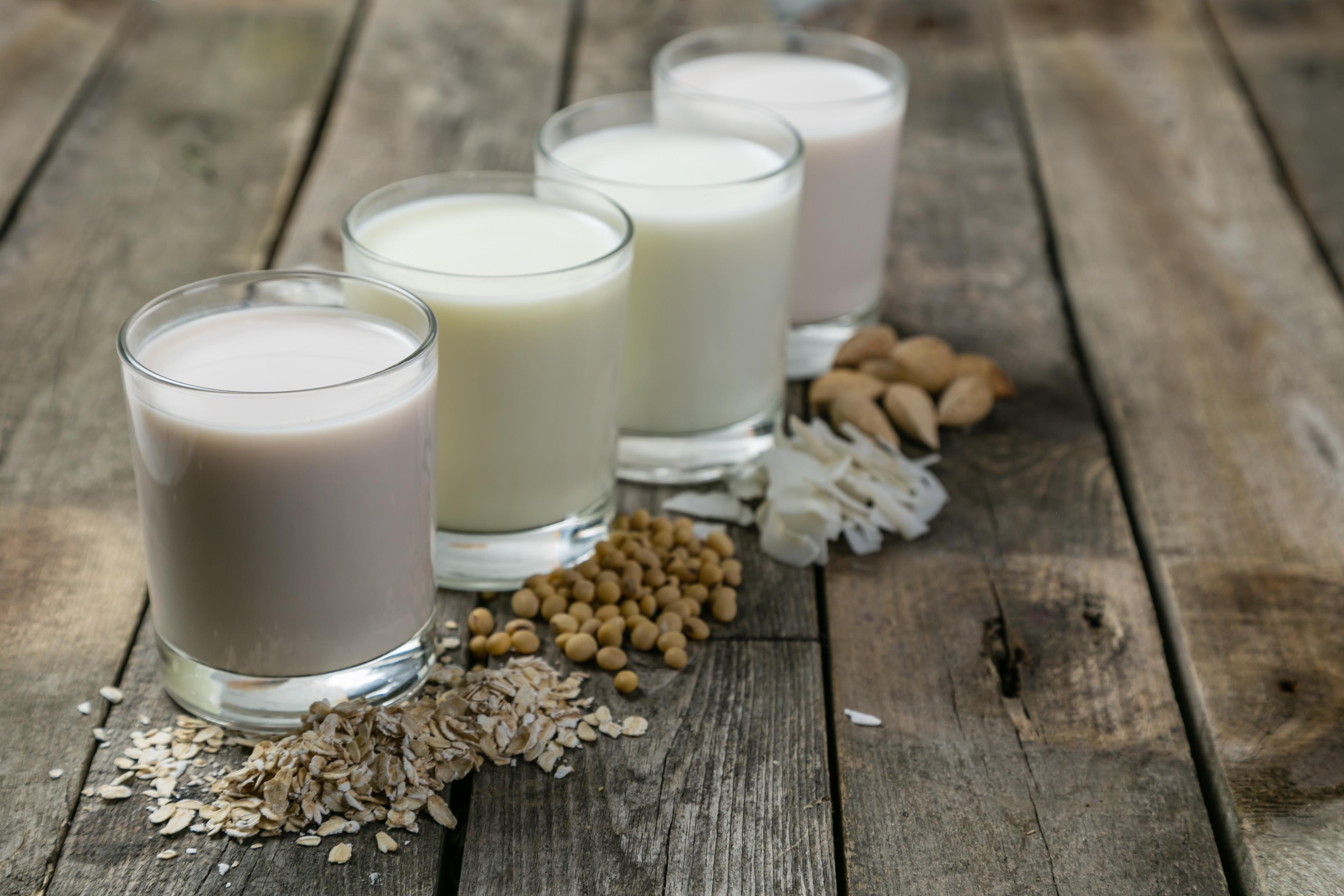 Welche Pflanzenmilch wofür
