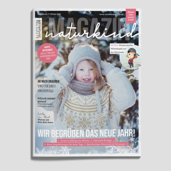 Naturkind Magazin Nr. 8