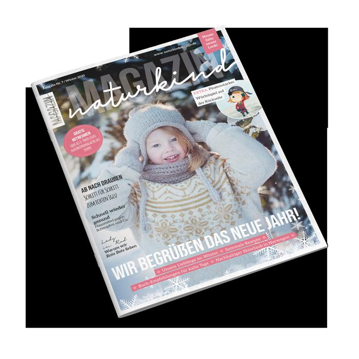 Naturkind Magazin Elternzeitschrift Familienzeitschrift