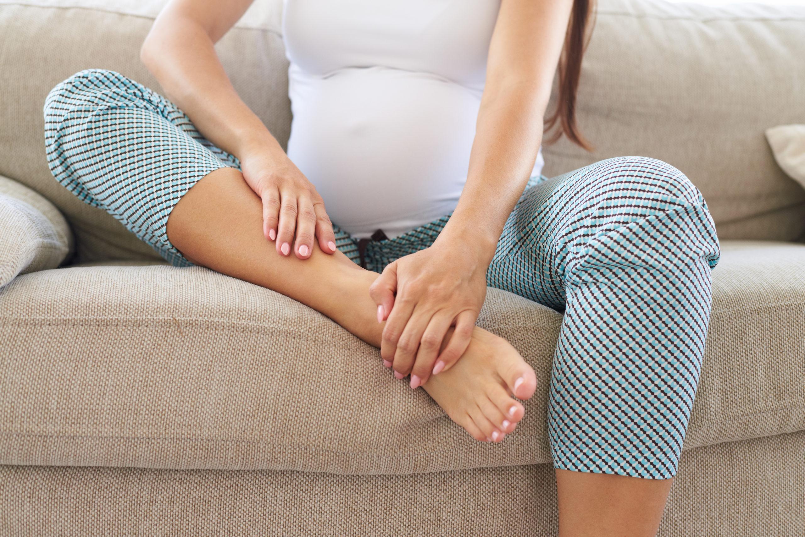 Schwere Beine Schwangerschaft