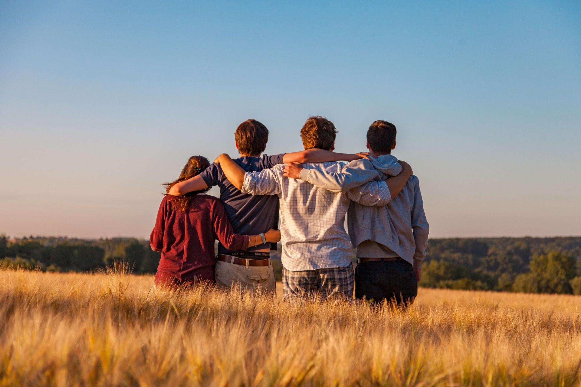 Trauerbegleitung Familie