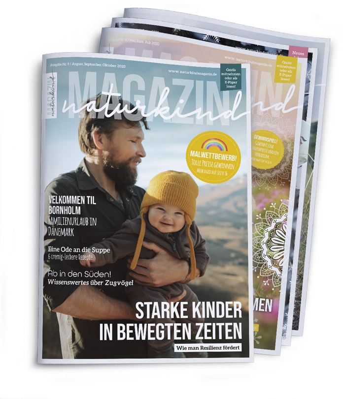 Naturkind Magazin Abo