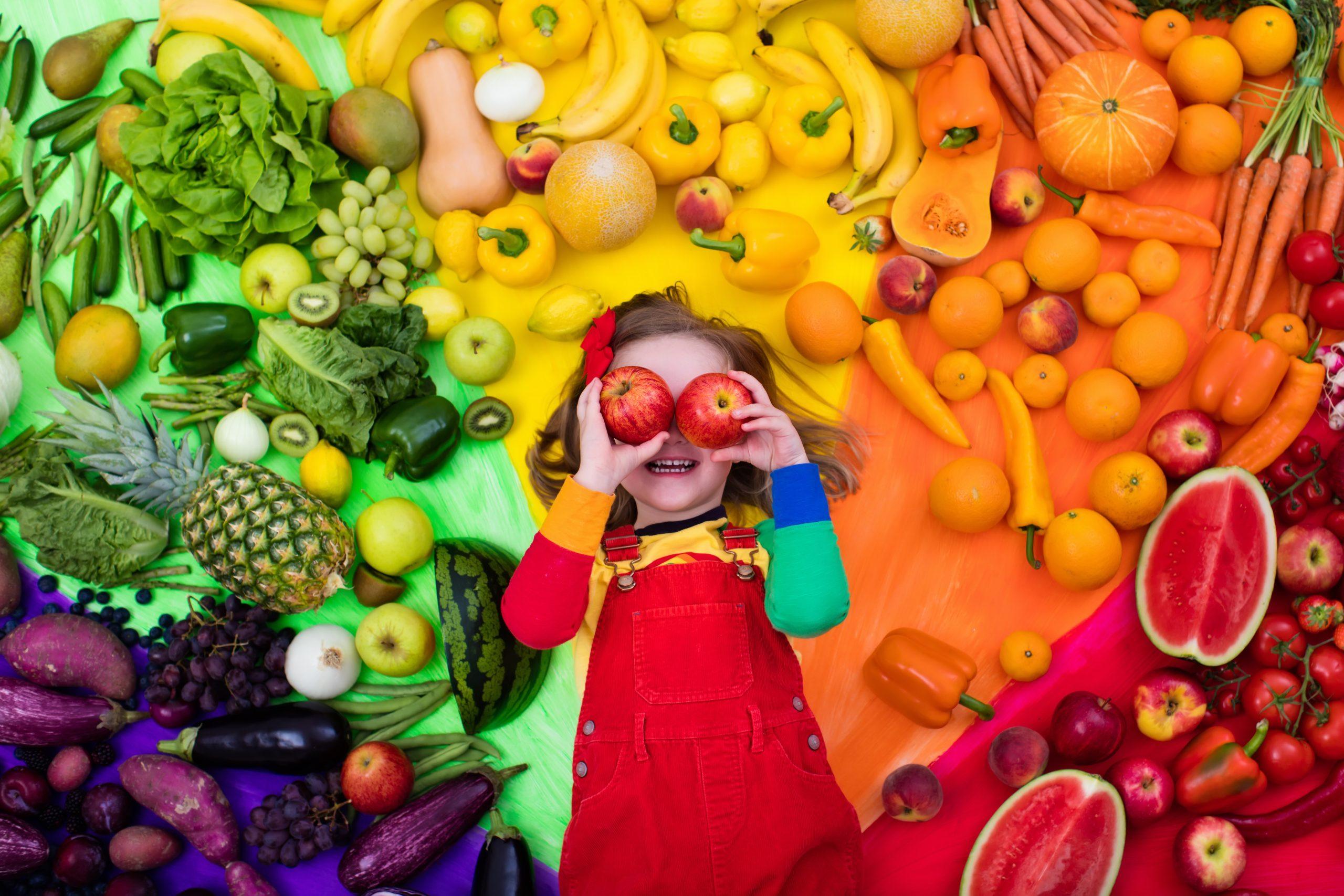 Rainbowfood so gesund ist buntes essen