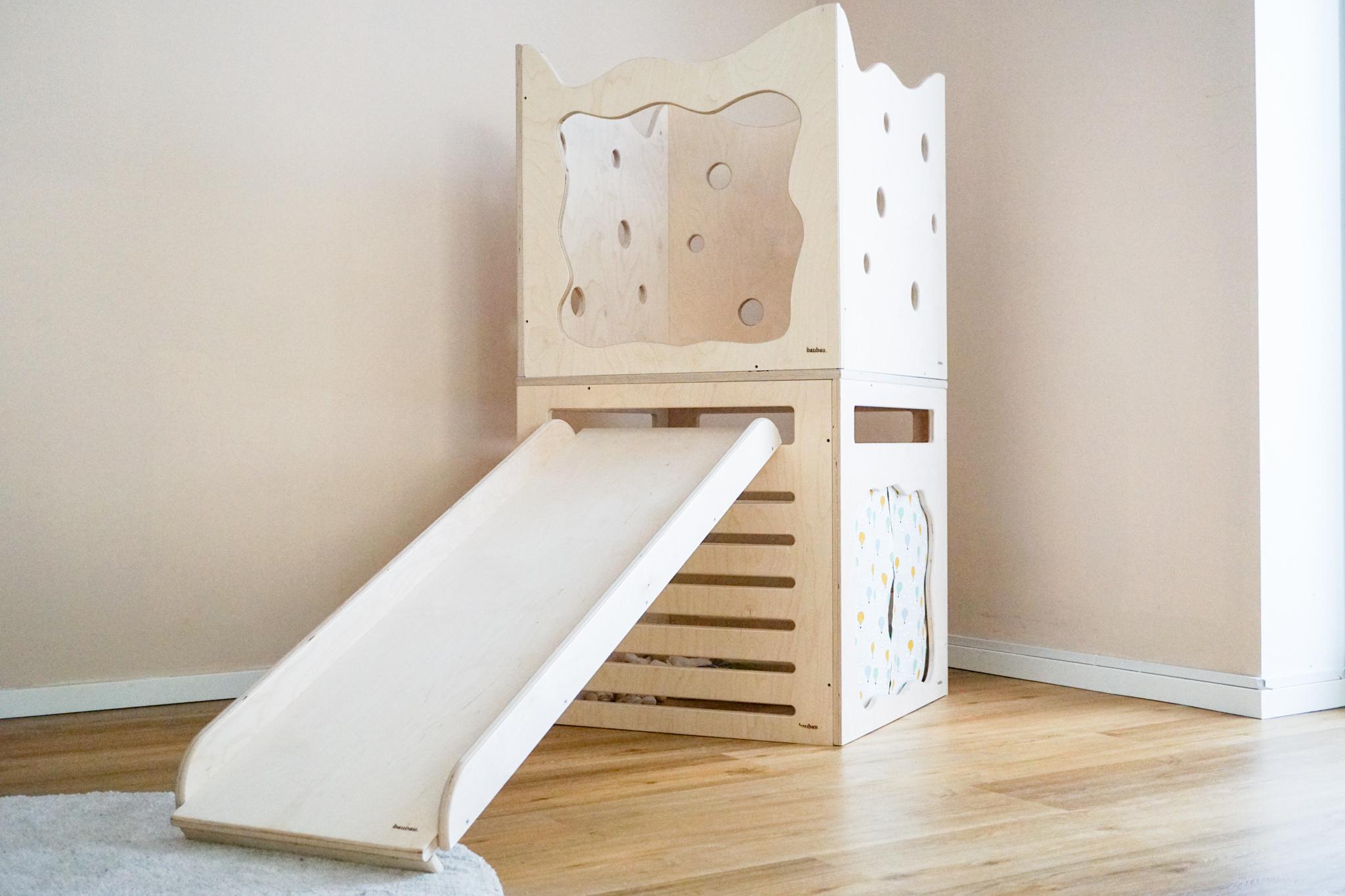 der baubau Spielplatz Kinderzimmer