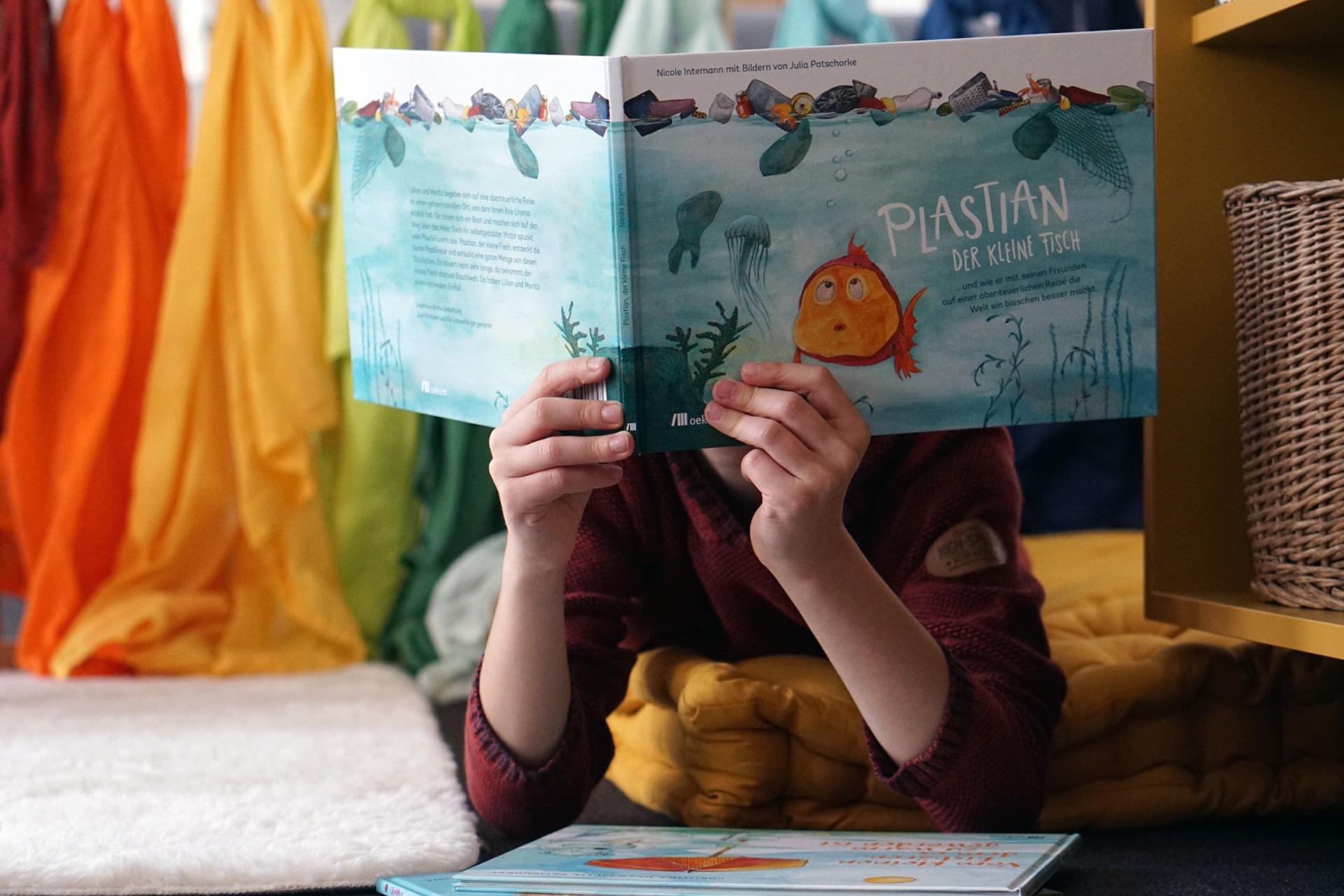 Kinderbücher Nachhaltigkeit Natur Umweltschutz oekom Verlag