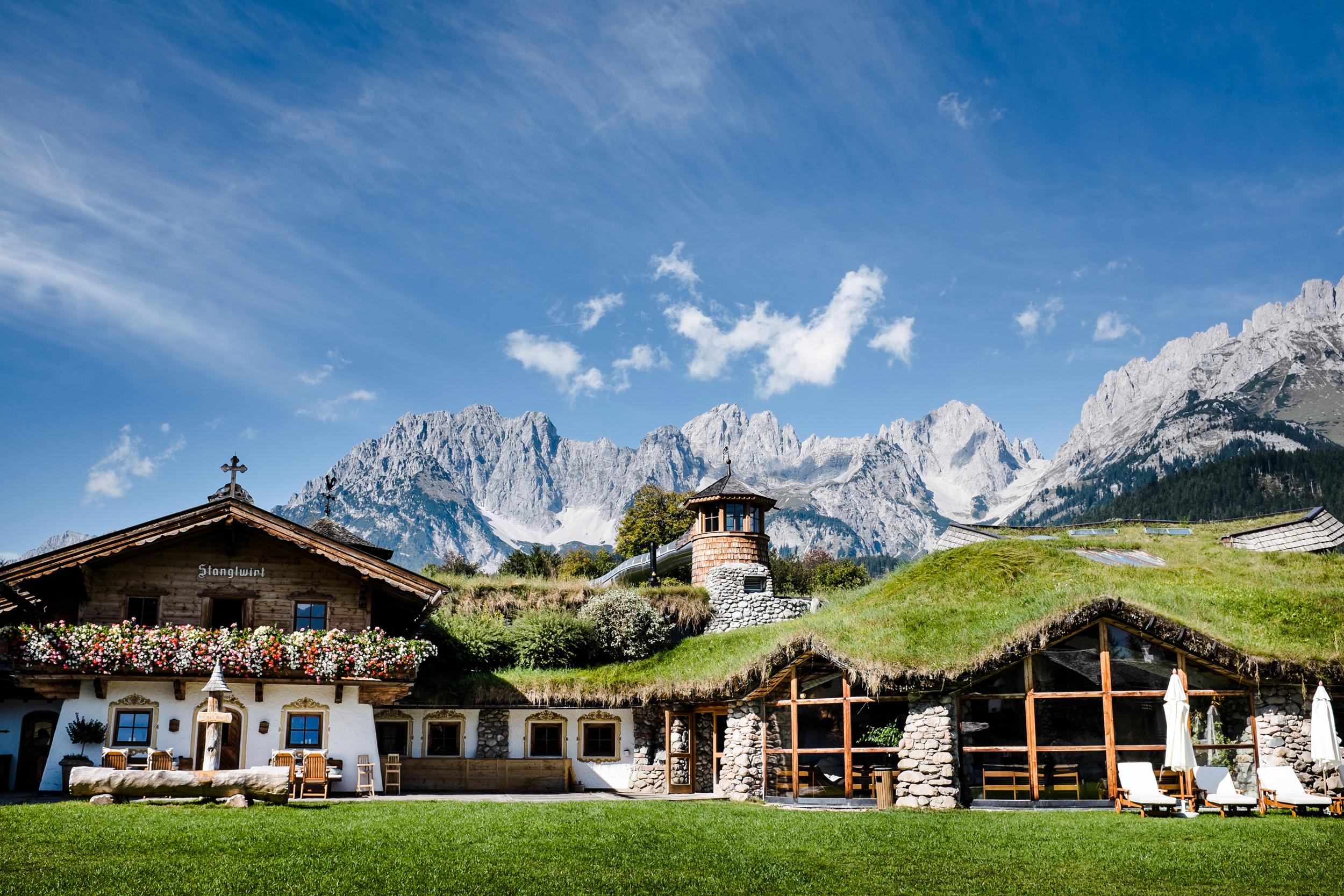 Stanglwirt Tirol Familienurlaub gewinnen