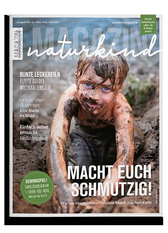 Elternzeitschrift Elternmagazin Landkind Naturkind Zeitschrift