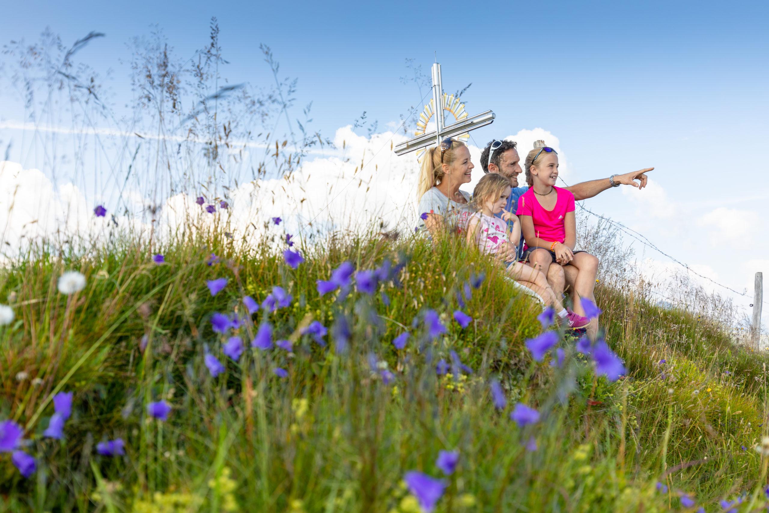 Familie Urlaub Wildschönau Tirol